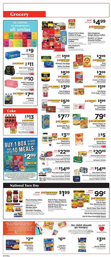 Community coffee coupon codes for discount shopping at communitycoffee.com and save with 123promocode.com. ShopRite Current weekly ad 10/04 - 10/10/2020 [8 ...