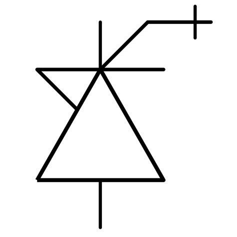 led schematic symbol schematic send104b