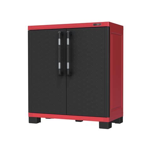 red and black garage cabinets craftsman storage cabinet best storage design 2017
