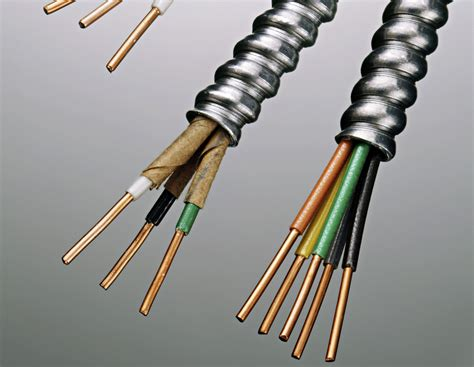 Cables Armored Electrical Wire