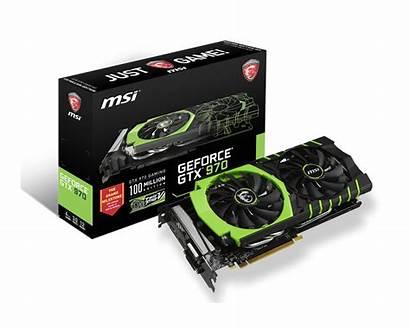 Msi 970 Gtx Card Gaming 100me Geforce