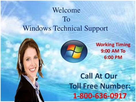 windows support phone number 18006360917 windows technical support phone number