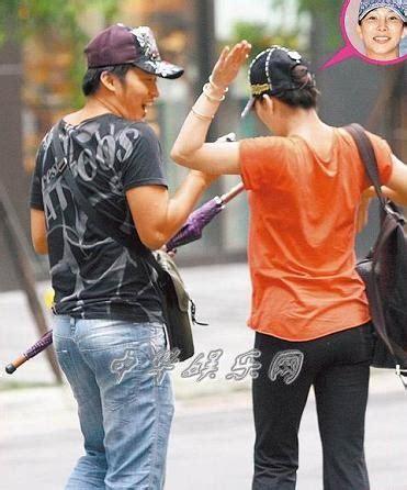 温岚约会时把男友田金丰当沙包打 既撒娇也可健身(图) - 中华娱乐网
