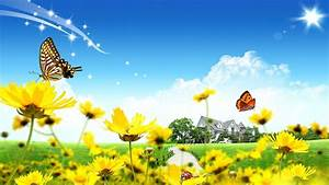 Spring Theme Wallpapers - Wallpaper Cave