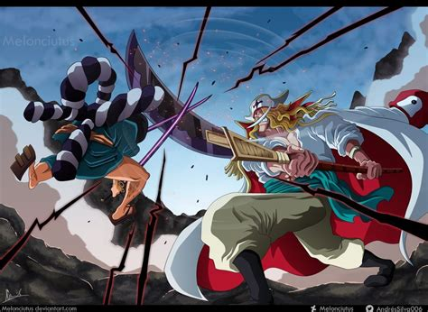 79 dota 2 4k wallpapers and background images. One Piece 963 - Shirohige vs Oden by Melonciutus on DeviantArt   Desenhos animados, Anime, One piece