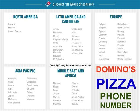 dominos phone number domino s pizza phone number