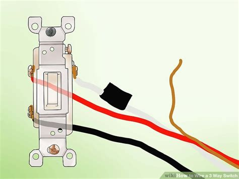 How Wire Way Switch With Pictures Wikihow