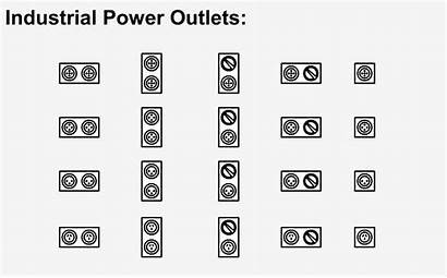 Electrical Revit Outlets Switches Fixtures Power Phase