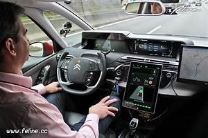 Peugeot Voiture Autonome : a la d couverte de la voiture autonome du groupe psa reportages f line ~ Voncanada.com Idées de Décoration