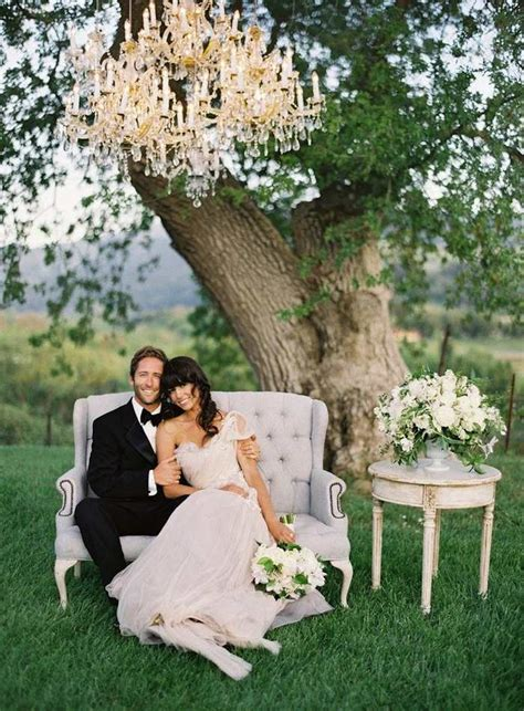 romantic garden wedding ideas in bloom modwedding