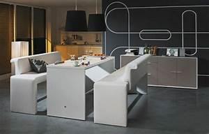Einrichten In Weiß : esszimmer komplett gestalten 60 ideen ~ Lizthompson.info Haus und Dekorationen