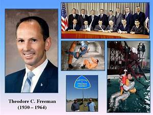 Ted Freeman Astronaut - Pics about space