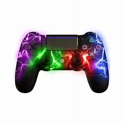 Ps4 Aim Storm Led Controller Aimcontrollers Rgb