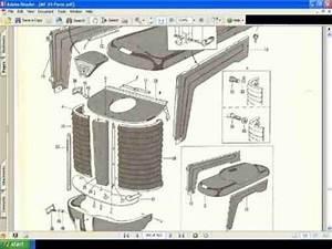 Massey Ferguson Mf 65 Parts Manual 420pg For Gas Diesel