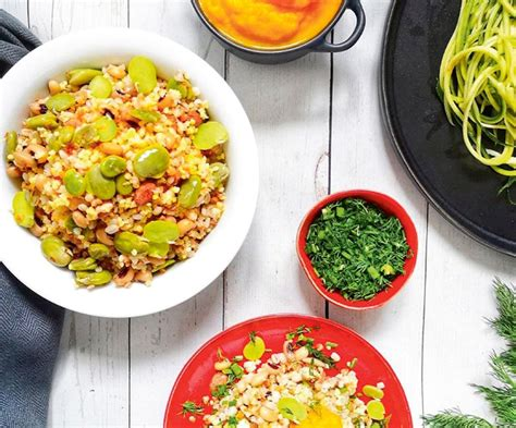 Sātīgs ēdiens nesteidzīgām ēdienreizēm: putra ar burkānu krēmu   Praktiski.lv
