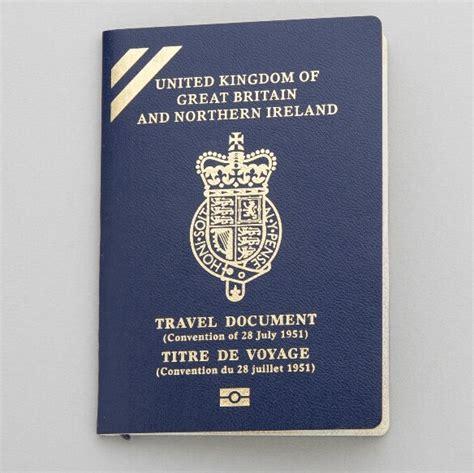 convention travel document passports