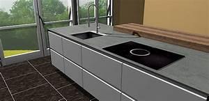 Küche In Betonoptik : nobilia musterk che umplanbare hochgl lack k che miele ~ Michelbontemps.com Haus und Dekorationen