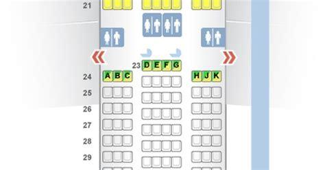 plan si es boeing 777 300er air emirates boeing 777 300er 77w three class v2 voor al