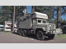 This ExMilitary OffRoad Recreational Vehicle Is a