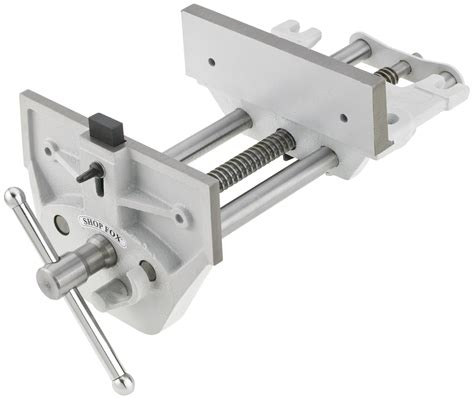shop fox    quick release wood vise pin vises