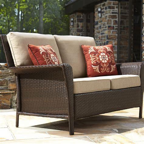 Ty Pennington Patio Furniture Parkside by Ty Pennington Style 65 512267 1 Parkside Loveseat