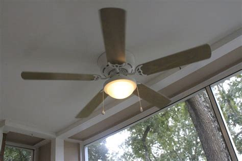 Installing Ceiling Fan Without Existing Wiring