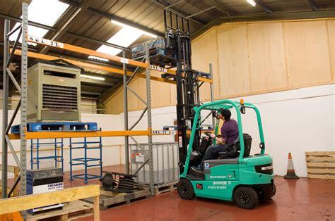 Evolve Training  Counterbalance Forklift Truck Operator