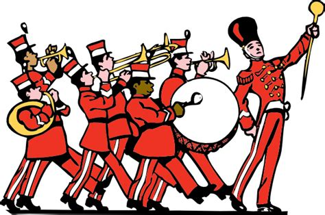 Marching Band Clipart Marching Band Clip At Clker Vector Clip