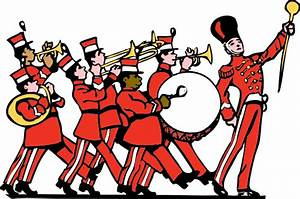 Marching Band Clip Art at Clker.com - vector clip art ...