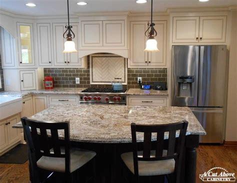 elegant white kitchen cabinets elegant white kitchen dark mocha island traditional