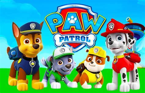 Paw Patrol Chase Paw Patrol Rubble Paw Patrol Marshall Paw