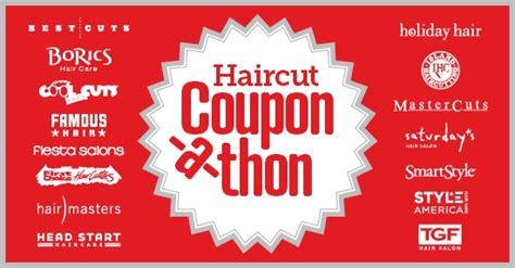 Savings On Haircuts At Select Salons
