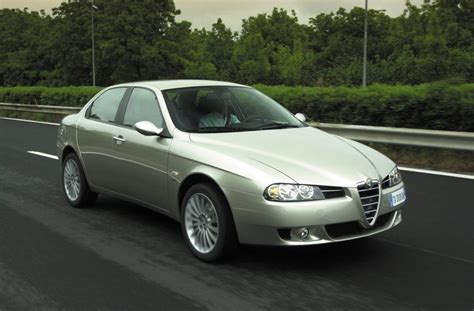 Alfa Romeo 156 2.5 V6 24v Q-system. Photos And Comments