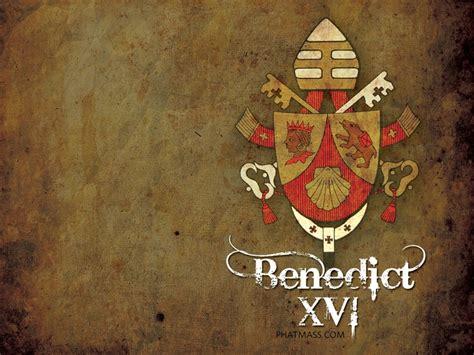 benedict xvi computer wallpaper catholic fun pinterest