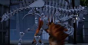 Rexy Destroys the Spinosaurus Display in the Second LEGO ...