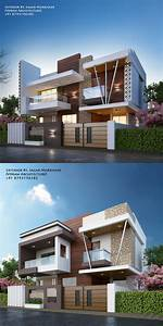 Modern House Bungalow Exterior By  Ar Sagar Morkhade  Vdraw Architecture   91 8793196382