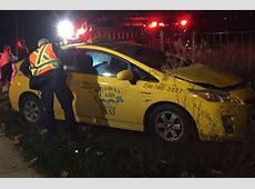 Taxi crashes into bushes Kelowna News Castanetnet