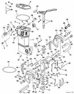 1997 Evinrude E25eleub Wiring Diagram