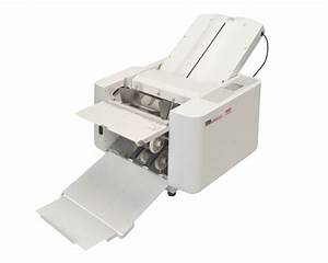 508a automatic letter paper folder ideal mbm With automatic letter folder