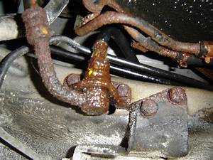 Need Help With Rusted Leaking Fuel Feed Line