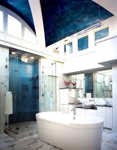 modern bathroom tiles design ideas 10 blue eclectic bathroom design ideas https