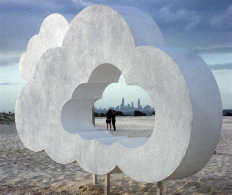 swell sculpture festival  currumbin beach gold coast