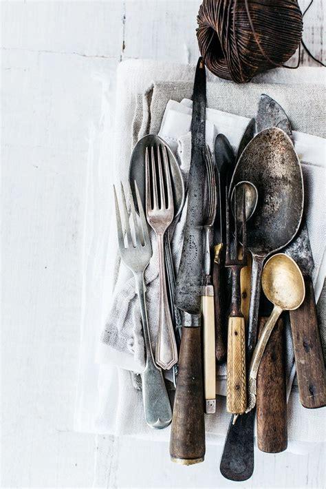 missmatchced vintage serving utensils wwwluisabrimble