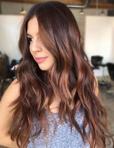 Chocolate Brown And Hairstyles by 60 Chic Hairstyles For Faces To Up The Length