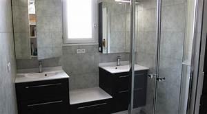 meuble avec rangement decale atlantic bain With meuble en manguier massif 18 meubles de salle de bain en bois massif zen atlantic bain