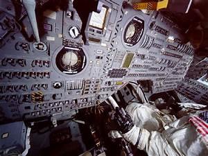 Apollo Command Module, Interior (Cockpit)   National Air ...
