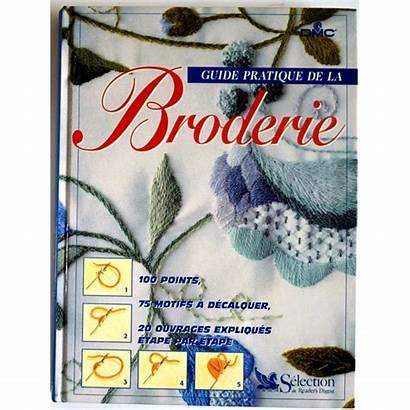 Pratique Broderie Points Motifs Decalquer Guide Precedent