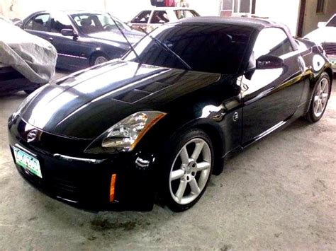 Nissan 350z Roadster 2005 On Motoimg.com