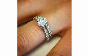 buyers guide should i wear my engagement ring on my With do you use the same ring for engagement and wedding