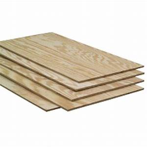 Shop Severe Weather 1/2-in Common Pine Plywood Sheathing